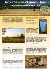 SFE Lettre nouvelles avril 2014